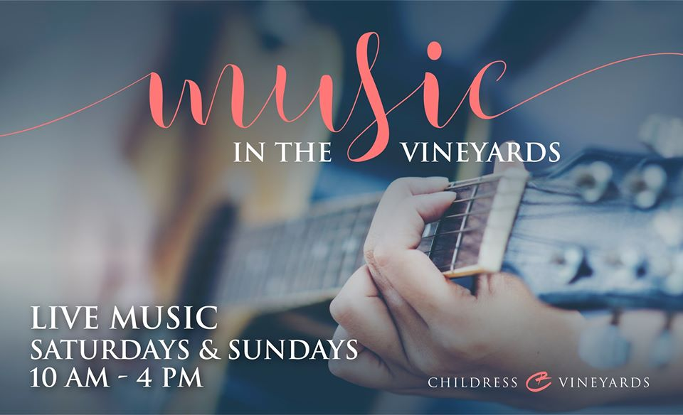 Music in the Vineyards at Childress